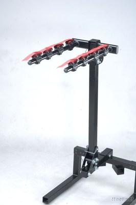 Hitch Mounted Bike Carrier, Car Rack