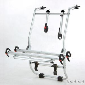Rear Mounted Aluminum Alloy Bike Carrier